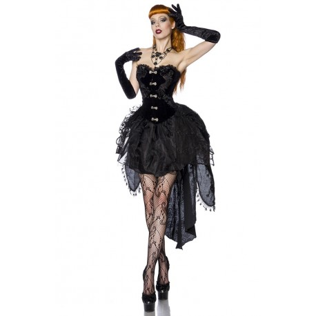 Premium Gothic-Kleid - AT13602
