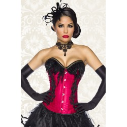 Burlesque-Corsage - AT13565 Produktbild